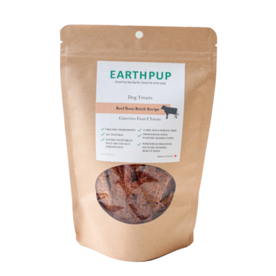 EarthPup Beef Bone Broth Treats