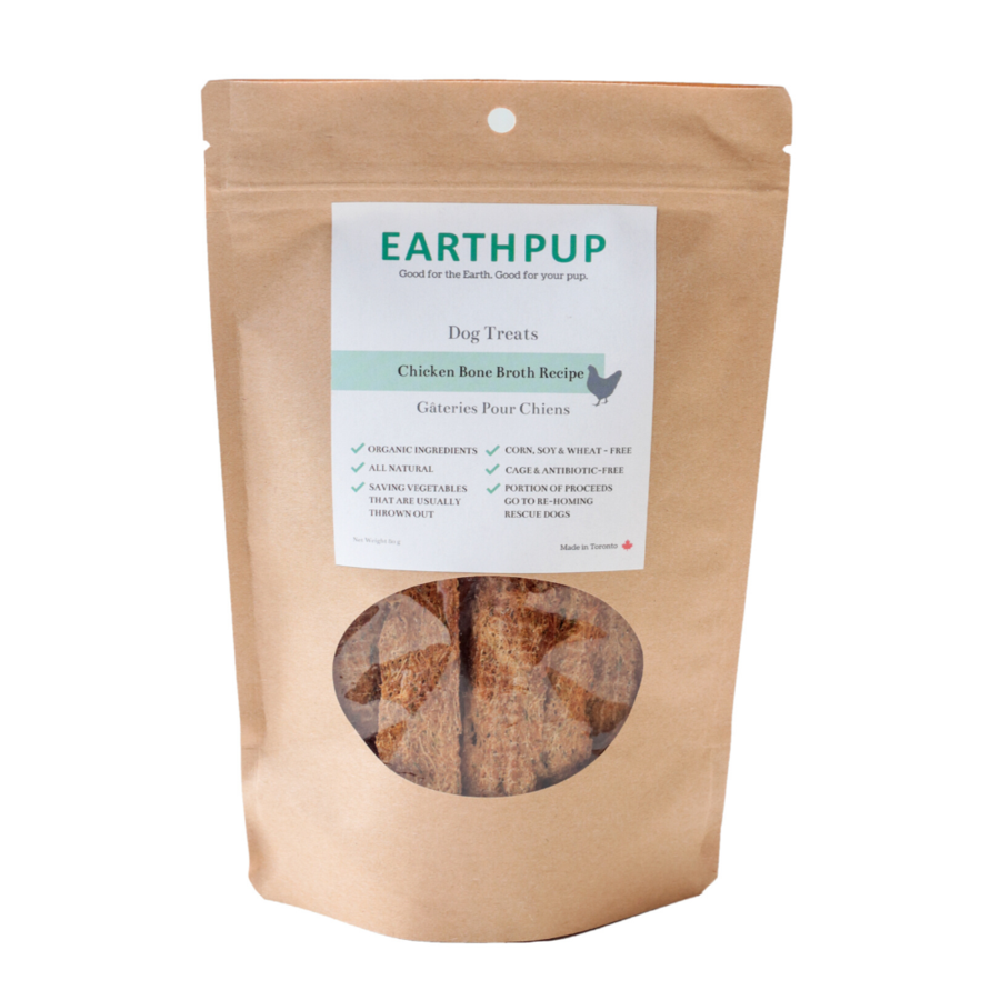EarthPup Chicken Broth Treats