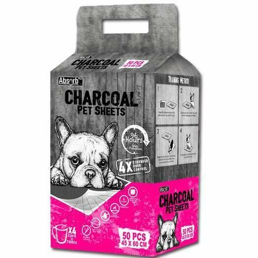 Charcoal Pee Pad