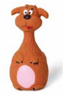 Latex Wobble Dog