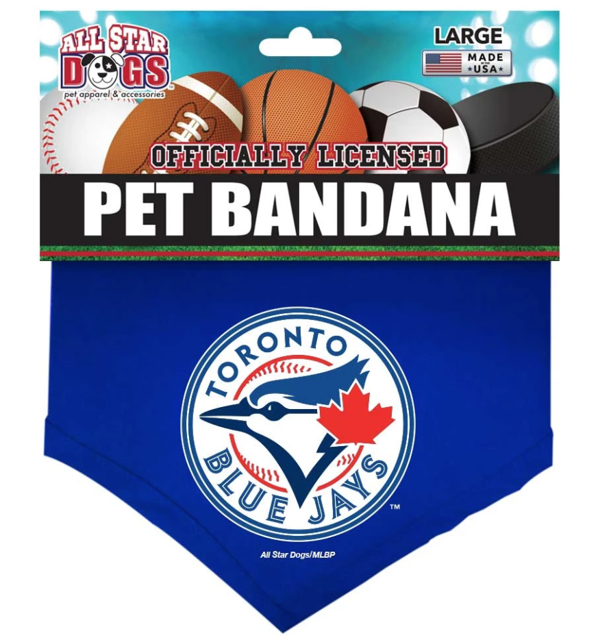 Blue Jays Bandana - Small