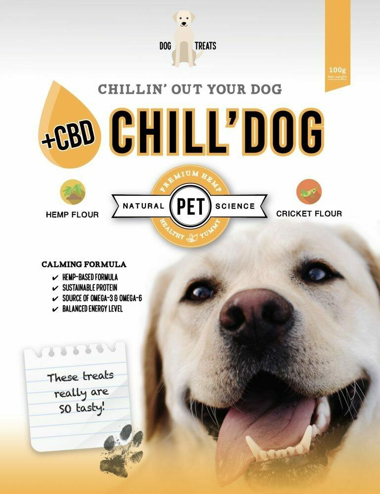Chill Dog Treats