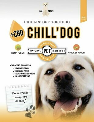 Chill Dog Treats