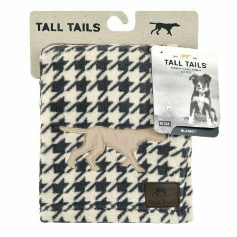 Doggy Blanket Houndstooth