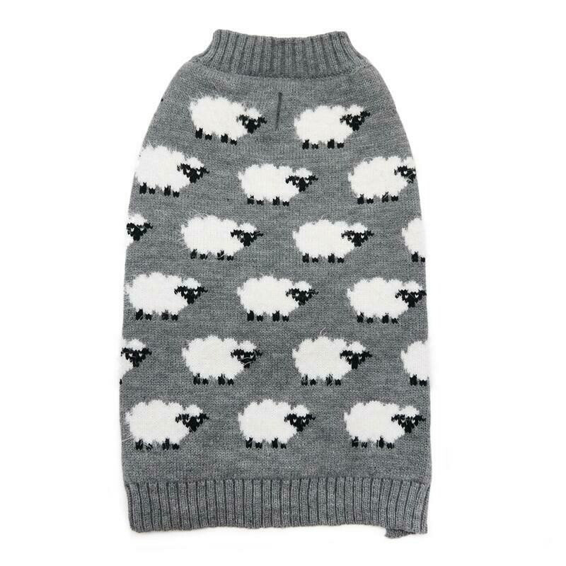 Cozy Sheep Sweater