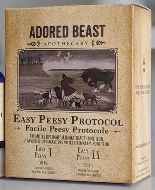 Easy Peesy Protocol ( 2 Product Kit )