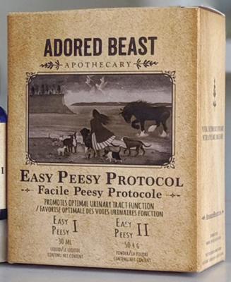 Easy Peesy Protocol ( 2 Product Kit )