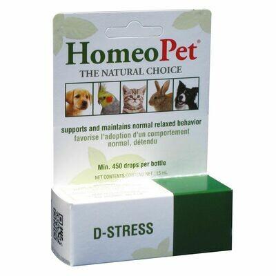 D-Stress - HomeoPet