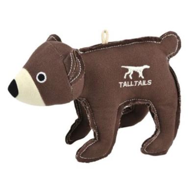 Canvas Bear Toy