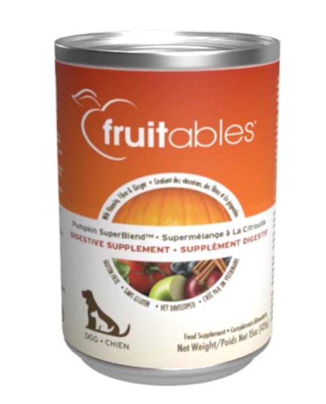 Fruitables Pumpkin Digestive