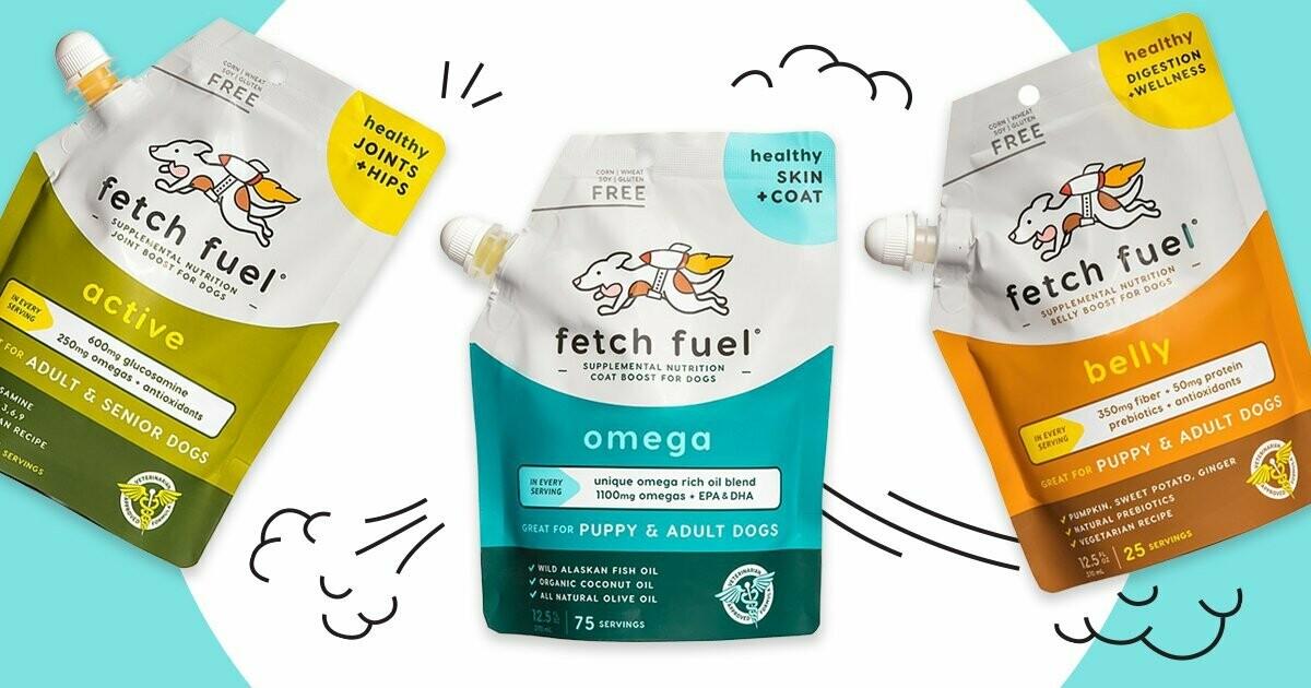 Fetch Fuel Supplement