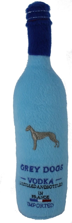 Grey Dogs Vodka Bottle