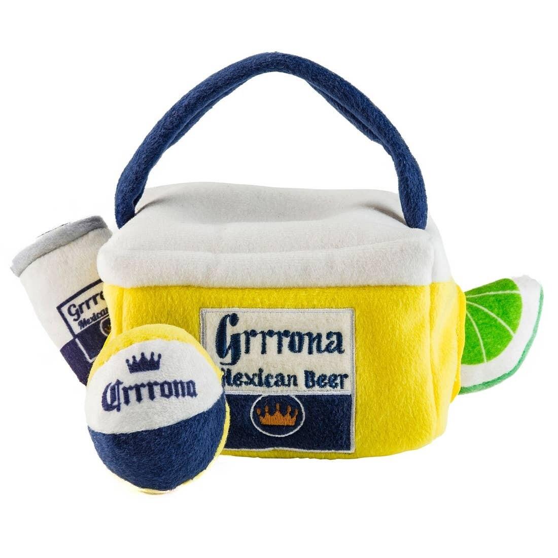 Grrrona Cooler - Hide & Seek Toy
