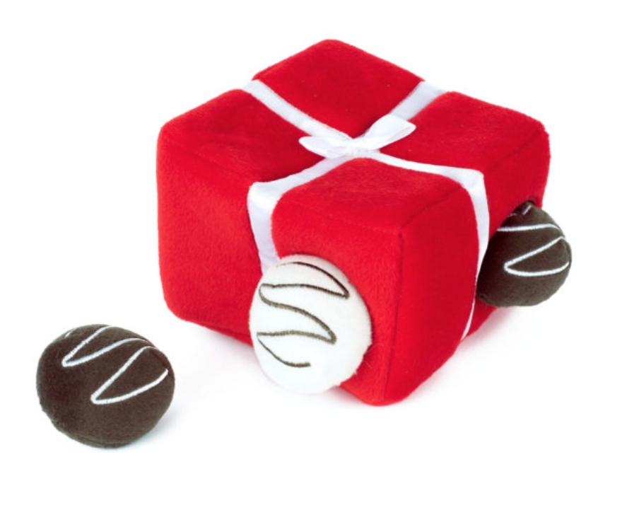 Box of Chocolates Hide & Seek Toy