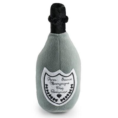 Dog Perignon Champagne Toy