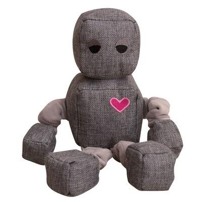 Crinkle Me Robot