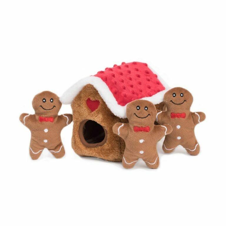 Gingerbread House Hide & Seek Toy