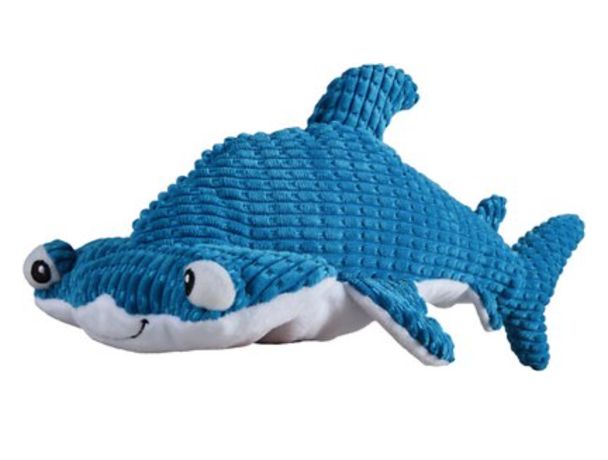 Hammerhead Blue Large Smart Pet Love Toy