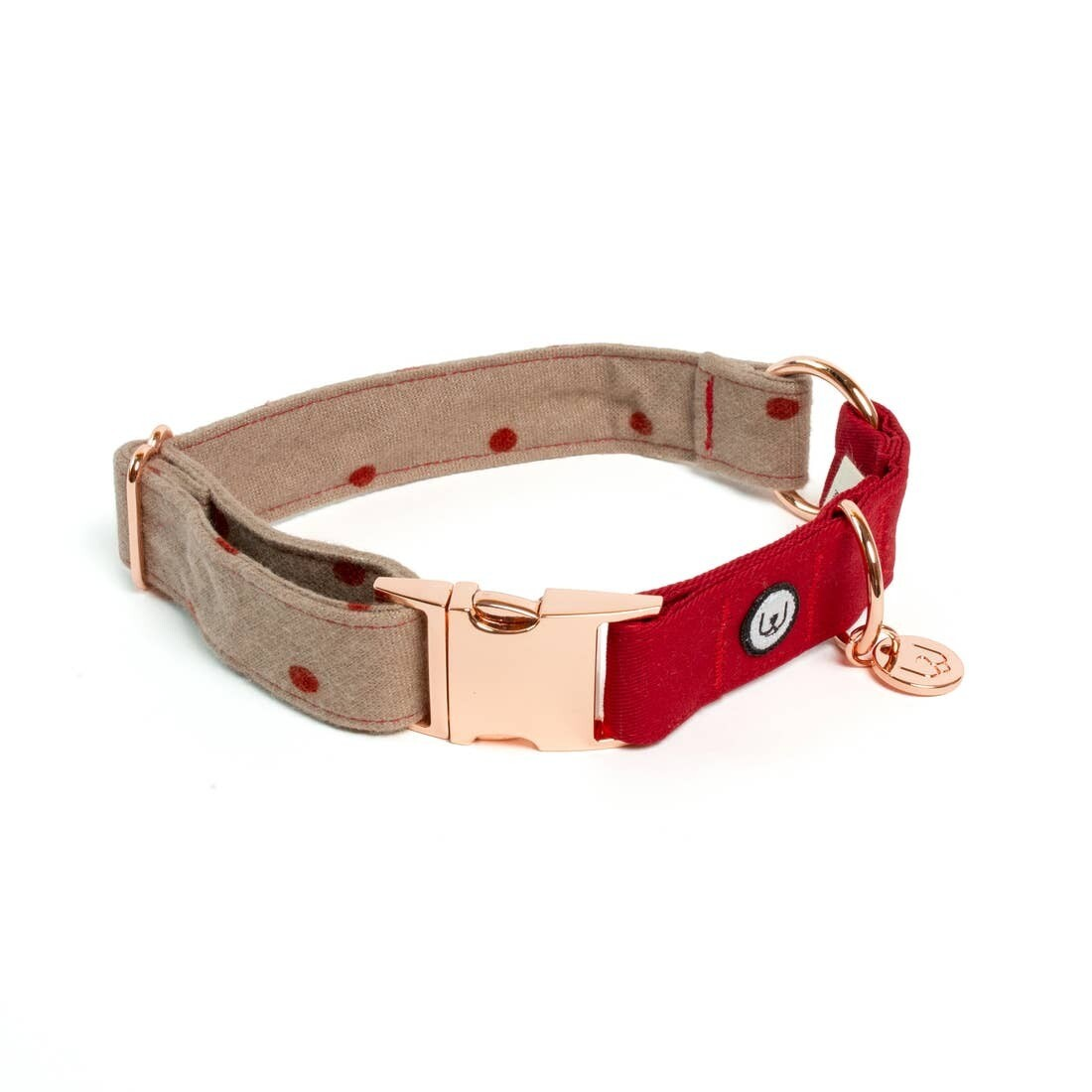 Berry Polka Collar - EPW