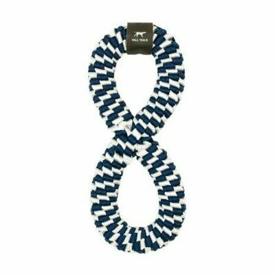 Braided Infinity Tug - Tall Tails