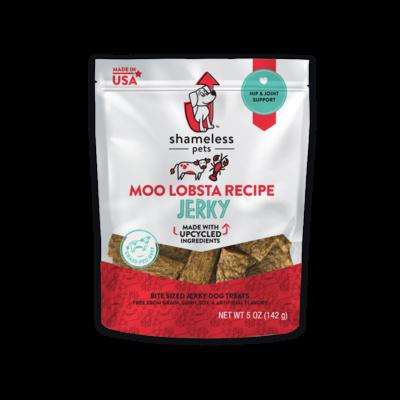 Moo Lobsta Jerky Bites - Shameless Pets