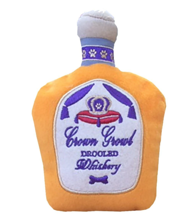 Crown Growl Bottle