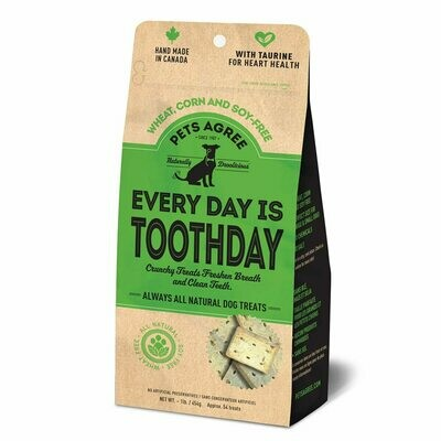 Everyday Is Tooth Day! - Granville Pet Treatery
