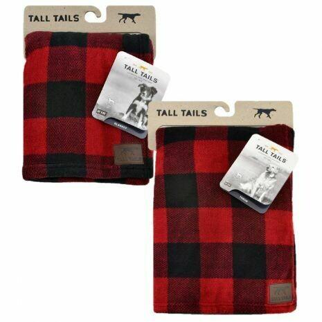 Hunter's Plaid Blanket - Tall Tails