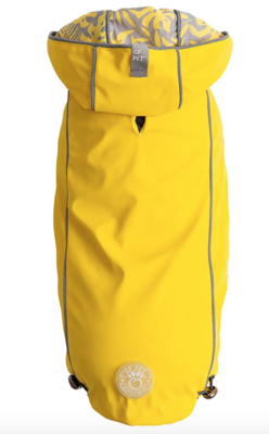 GF - Reversible Yellow Rain Coat