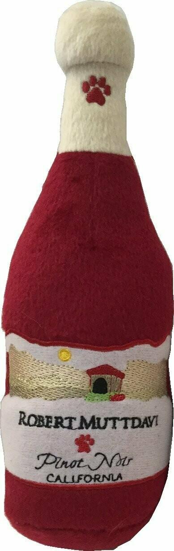 Robert Muttdavi Red Wine Toy