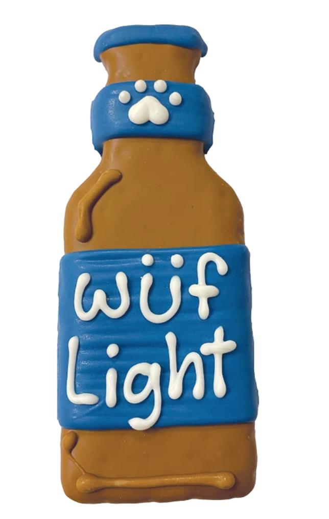 Woof Light Beer Cookie
