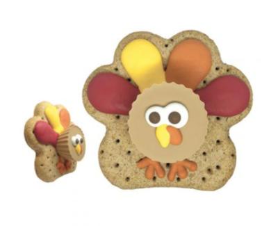 Turkey Cookie w/ Peanut Butter Cup