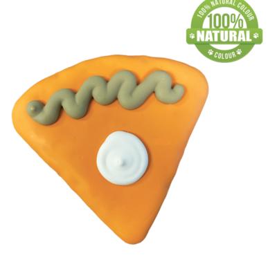 Pumpkin Pie Slice Cookie