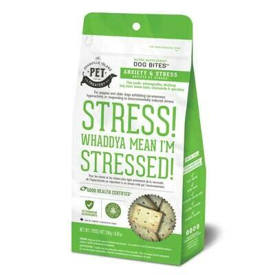 Stress! Whaddya Mean I'm Stressed!