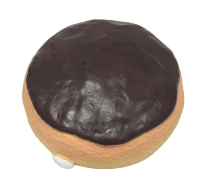 Latex Boston Cream Donut