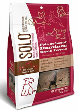 SOLO Beef Liver Treats