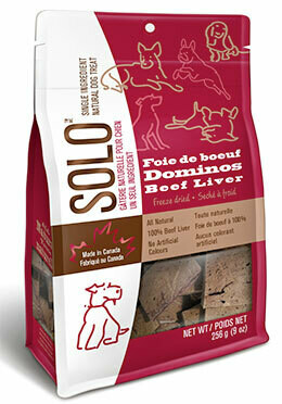 SOLO Beef Liver Treats