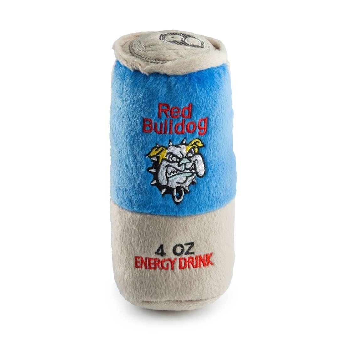 Red Bulldog Drink Toy