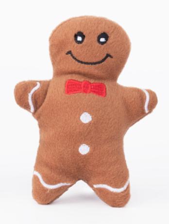 Mini Gingerbread Man Toy