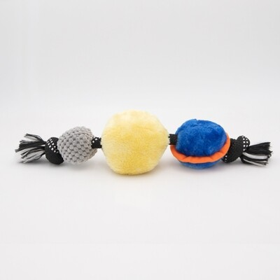 Solar System Rope Toy