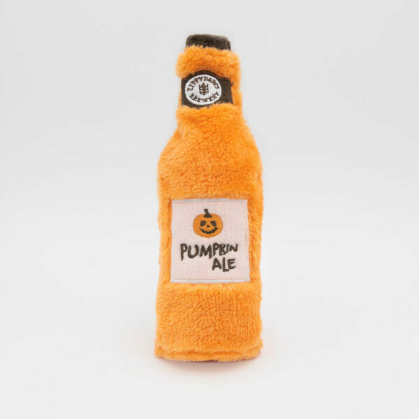 Pumpkin Ale Beer Bottle Toy