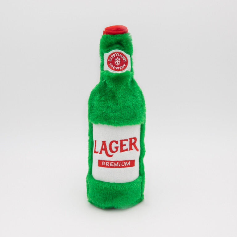 Lager Beer Bottle Toy - Crusherz