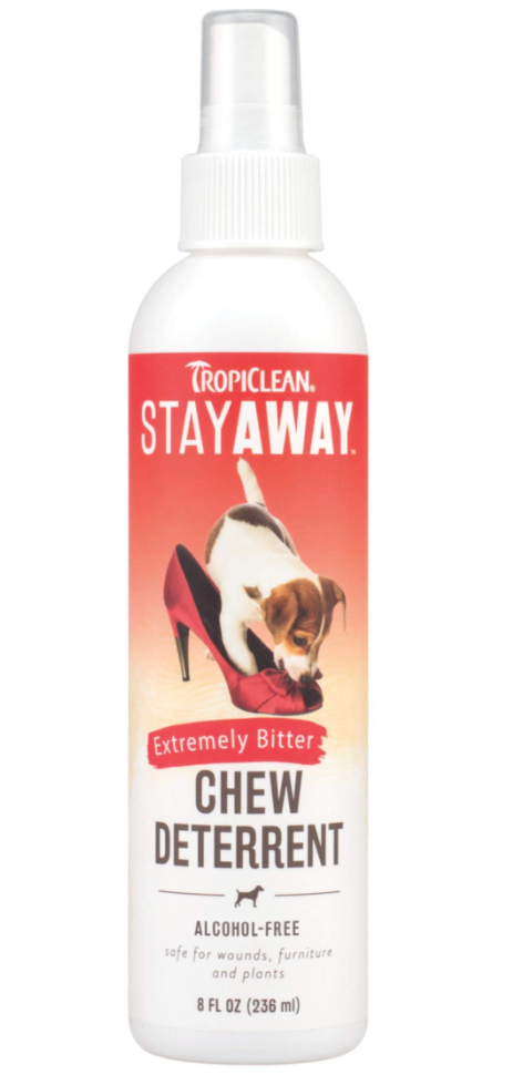Stay Away Chew Deterrent - TropiClean