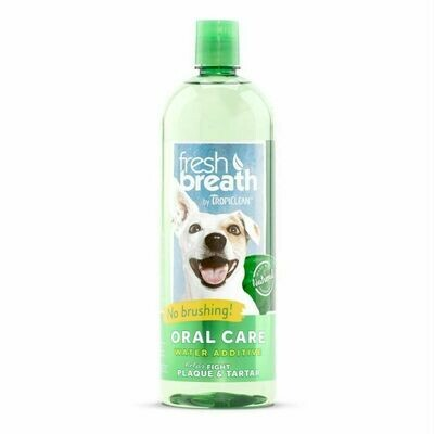 Fresh Breath Water Additive Dog - TropiClean