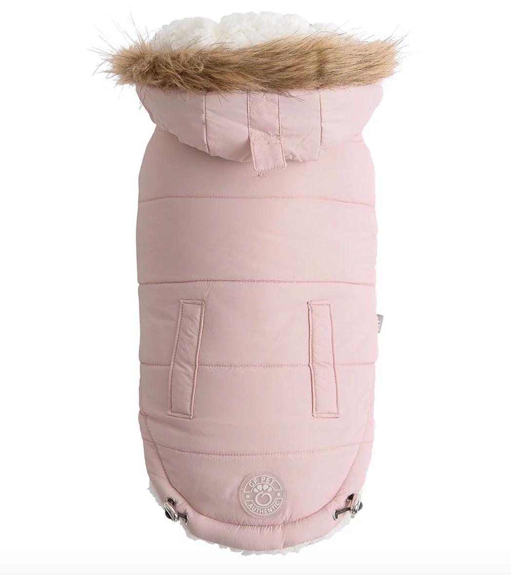 GF - Parka Coat Pink