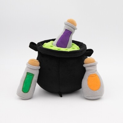 Witch's Brew Hide & Seek Toy