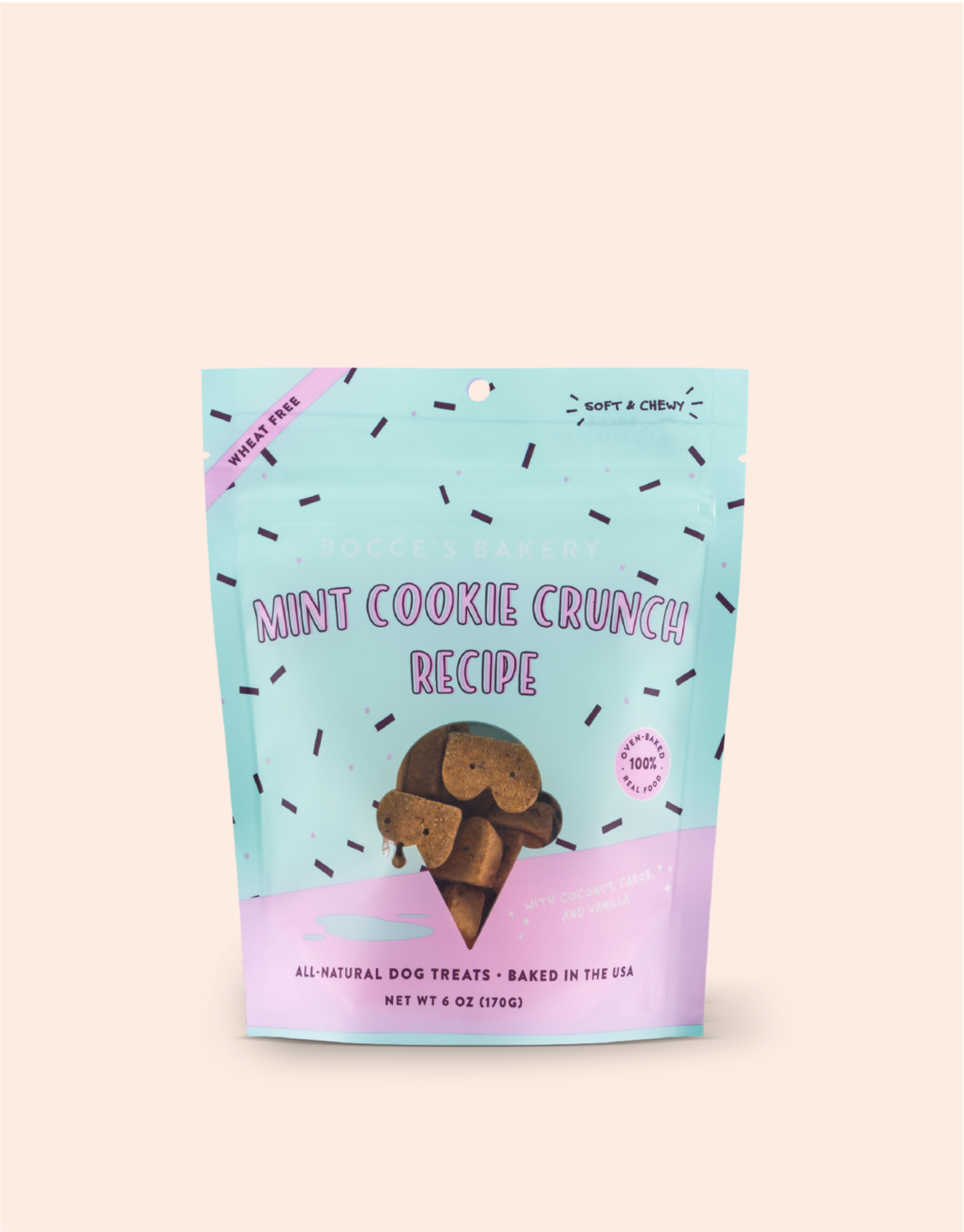 Mint Cookie Crunch - BOCCE'S