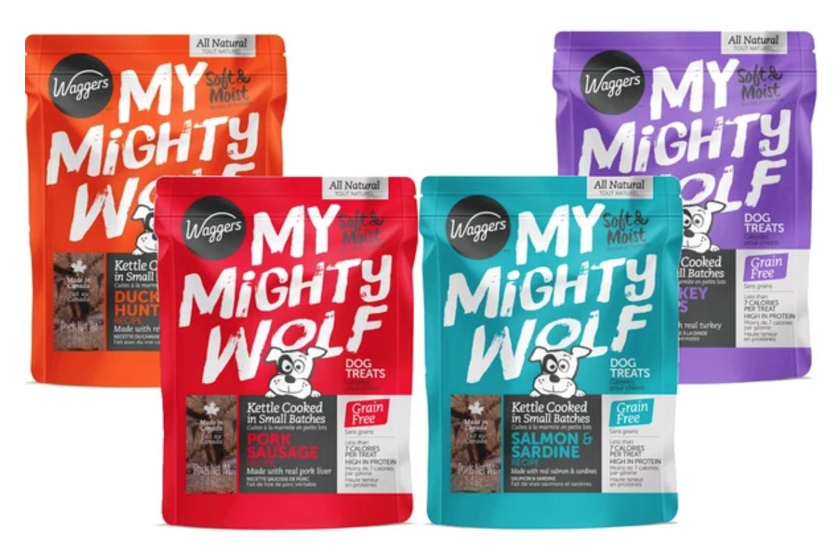 My Mighty Wolf Soft Treats