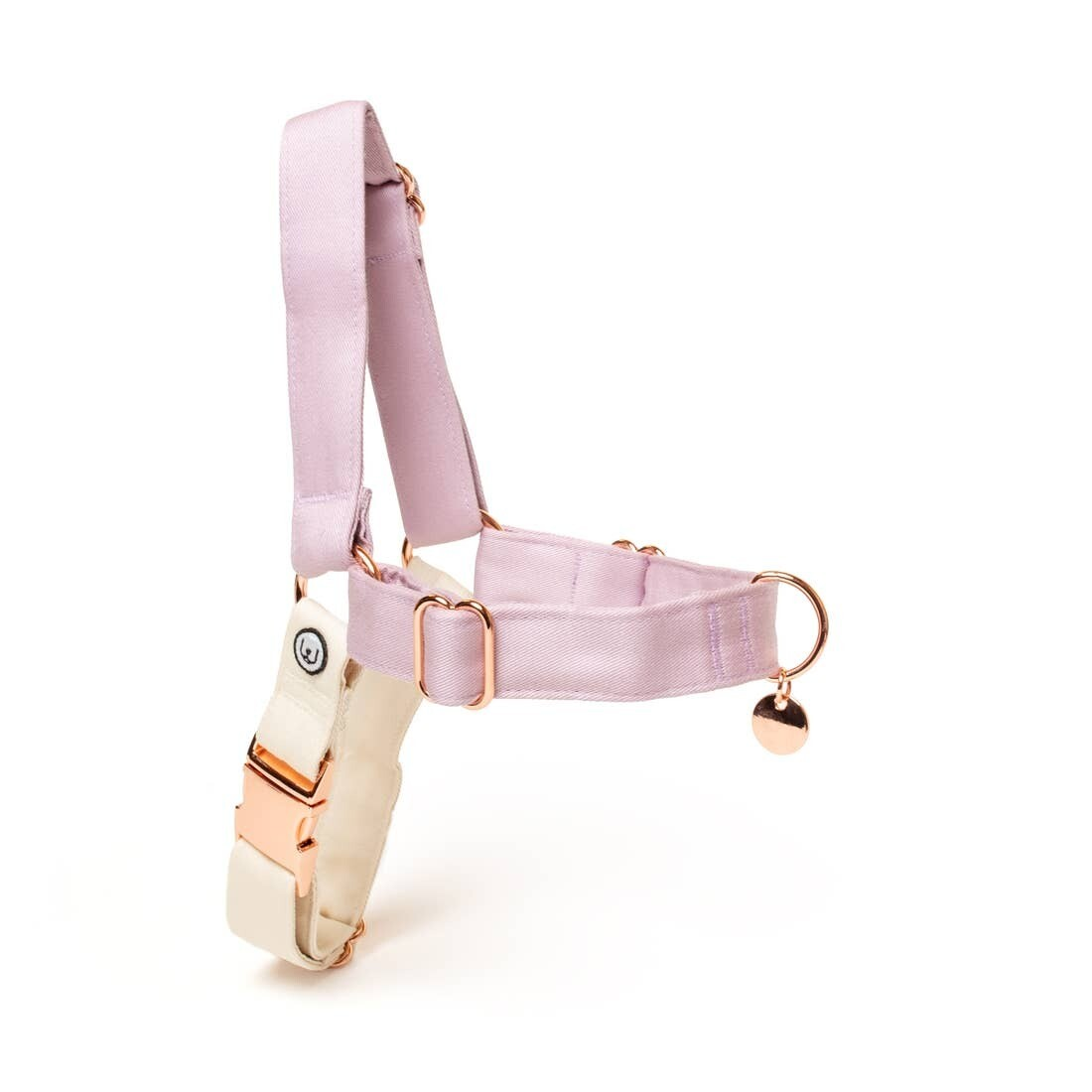 Lilac Ivory No-Pull Harness - EPW