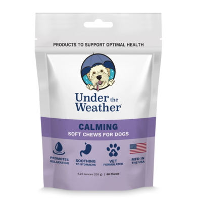Under The Weather - Hemp Soft Chews